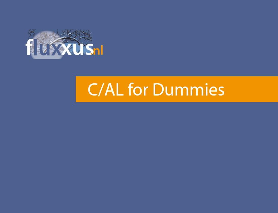 CAL for Dummies